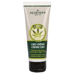 Jacob Hooy CBD Huidcreme 50 ml
