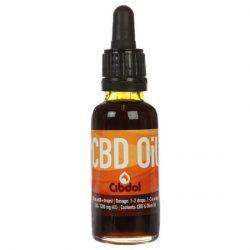 Cibdol CBD olijf olie 4% (30ml)